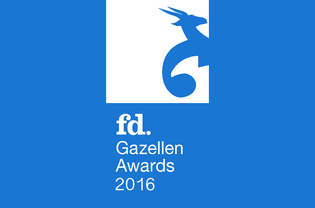FD Gazellen Award 2016